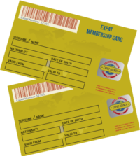 expat cards spain