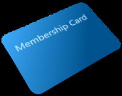 One card per person