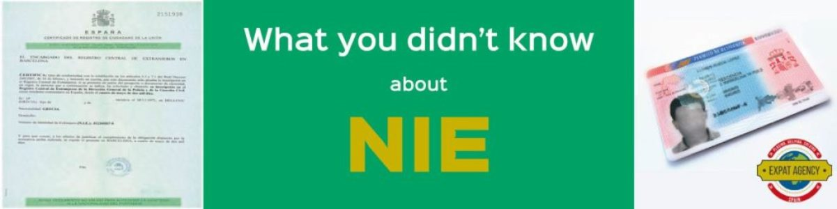 NIE in Spain: 5 important things you need to know