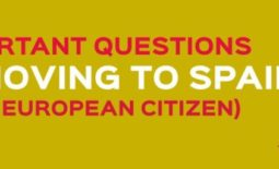 important questions moving to spain