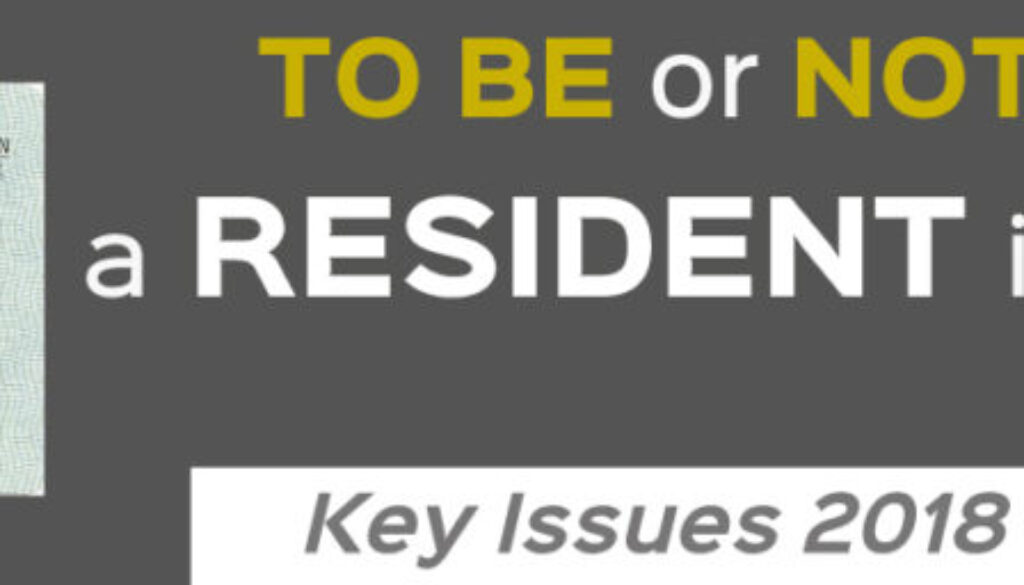 be registered as a resident in Spain