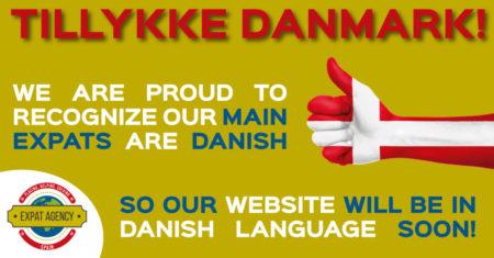 Congratulations DENMARK ACEBOOK
