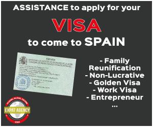 visa for spain 2
