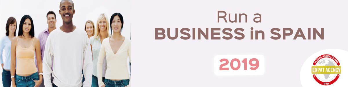 Run a business in Spain
