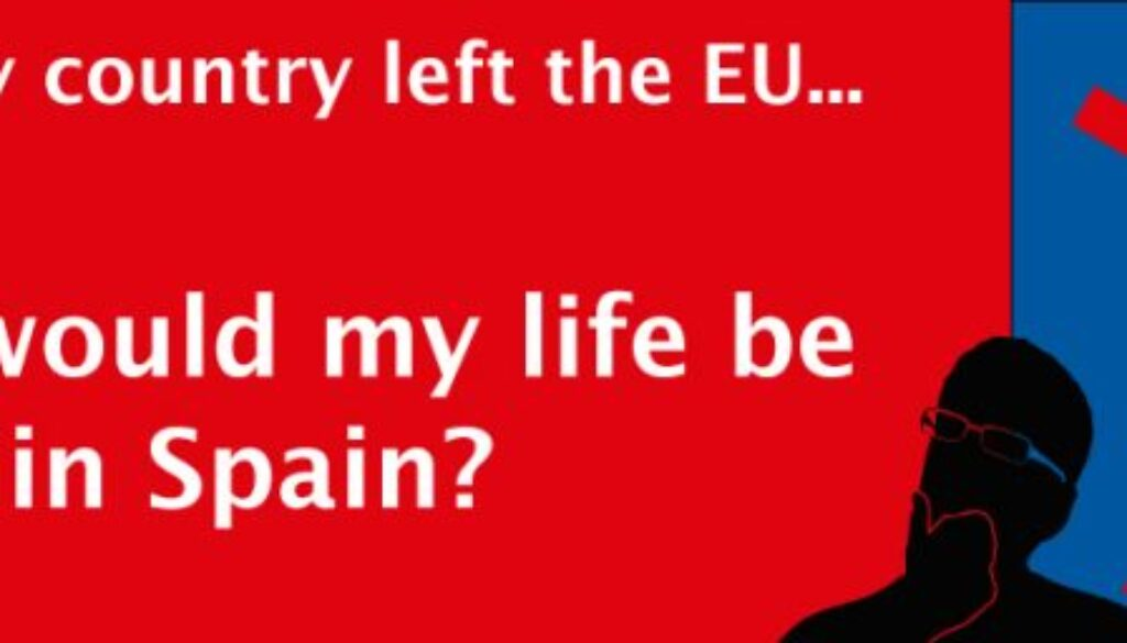 My country leaves the European Union